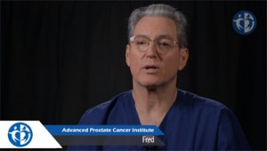 Fred of Advanced Prostate Cancer Institute